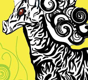 Zebra by MercifulOblivion