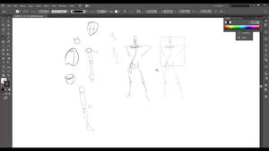 Anatomy and Figure Drawing Crash Course