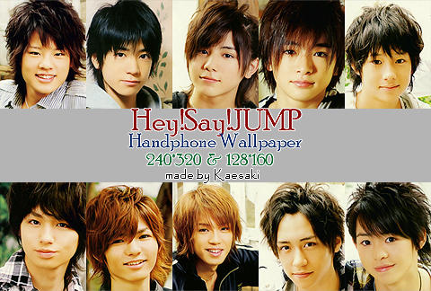 HSJ handphone wallpaper by kaedeki