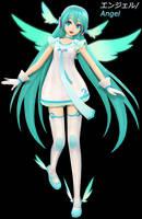 Koron Angel Hatsune Miku - Download! by xDreamShardsx