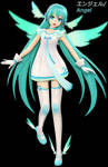 Koron Angel Hatsune Miku - Download!