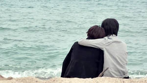 Cold without you - Ereri gif
