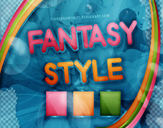 +Fantasy Style by StarDreamLight