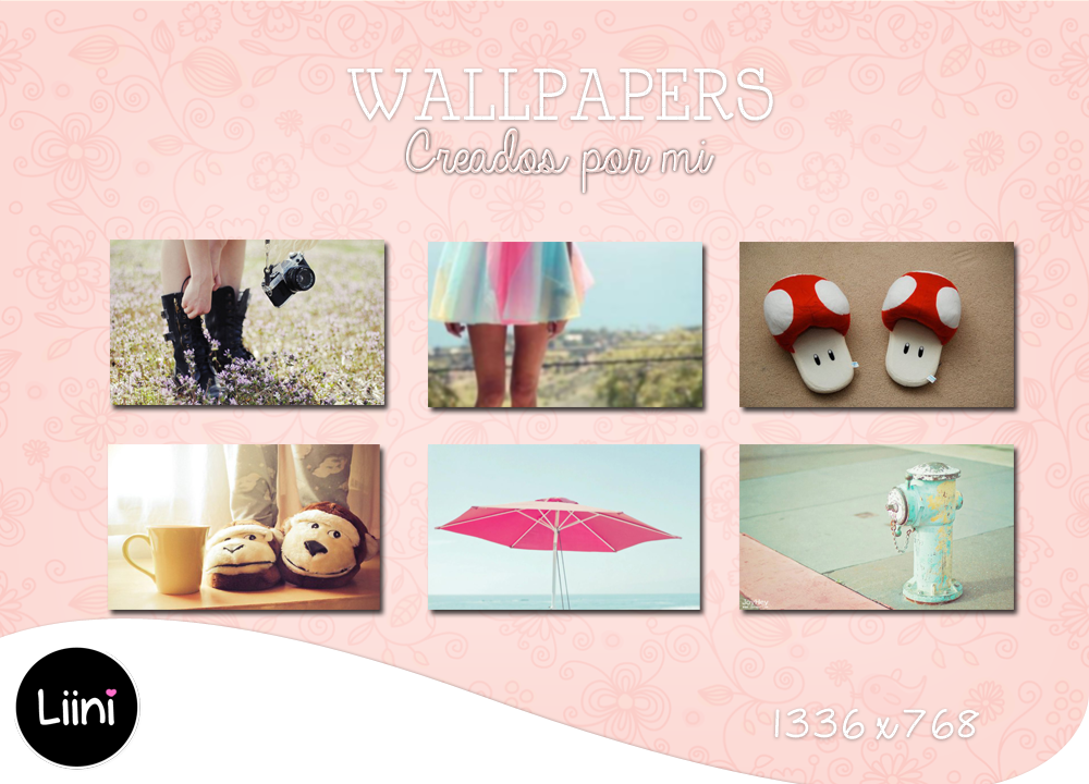 Wallpapers (Creados por mi) by a-Liini