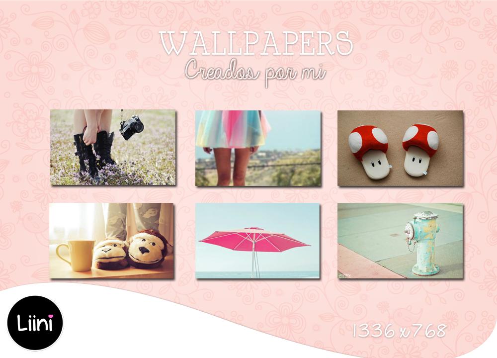 Wallpapers (Creados por mi) by a-Liini