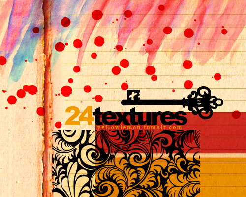 24 textures by mrs-padfoot