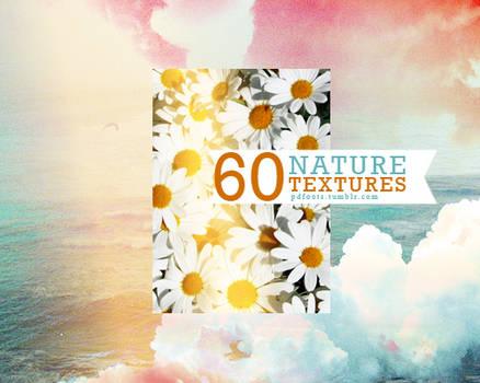 60 Nature Textures (pdfoots)