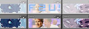 f2u | ToyHouse Icon Template