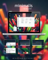 Minimalis by haigeer