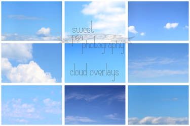 SweetPea Cloud Overlays