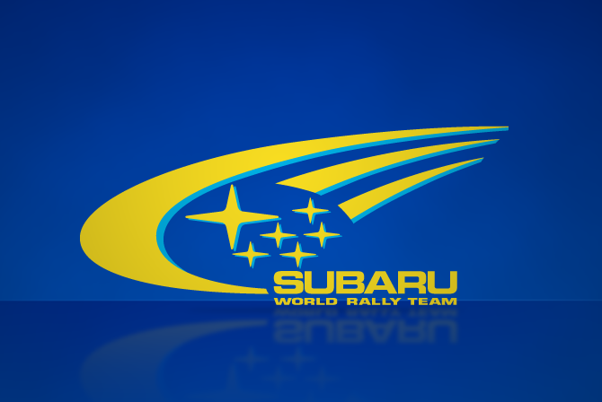 Subaru Rally Logo Subaru World Rally Team by