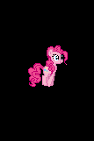 Pinkie Pie iOS Boot Logo by tanmanknex