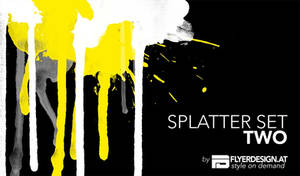 splatter set two