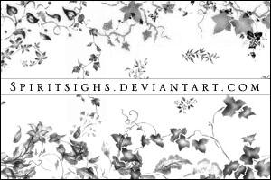 Foliage 5 by spiritsighs-stock
