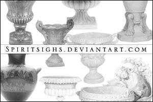 Pottery by spiritsighs-stock
