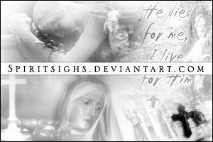 Spiritual Image Stamps by spiritsighs-stock