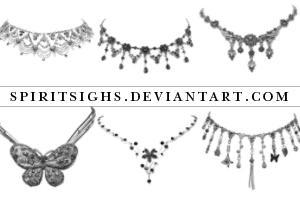 Jewelry 2 by spiritsighs-stock