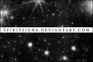 Starburst Image Stamps by spiritsighs-stock