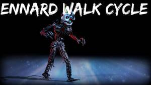 [SFM FNAF] Ennard Walk Cycle