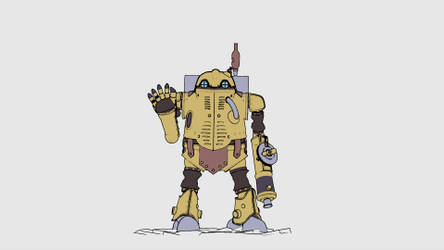 Robo GIF