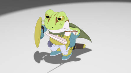 Frog GIF