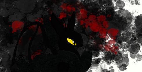 Dark Bolt...such as a living shadow