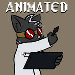 Dr. Disaster Drawing - Animated
