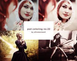 PSD COLORING (#22) by afiremermaid
