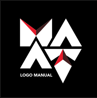 maat logo manual by baberscamille