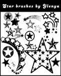 :. Star brushes .: