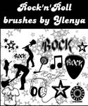 :. Rock'n'Roll Brushes .: