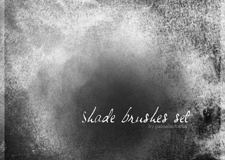 shade brushes set