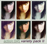 action 045 'VARIETY PACK II'