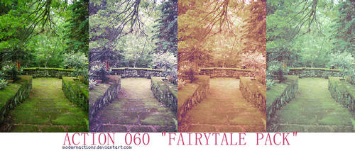 ACTION 060 'FAIRYTALE PACK' -exclusive- by ModernActions