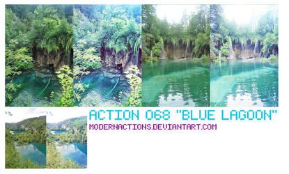 ACTION 068 'BLUE LAGOON'