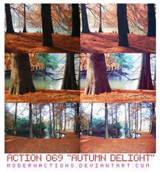 ACTION 069 'AUTUMN DELIGHT'
