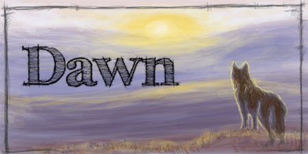 Dawn -banner by SaQe
