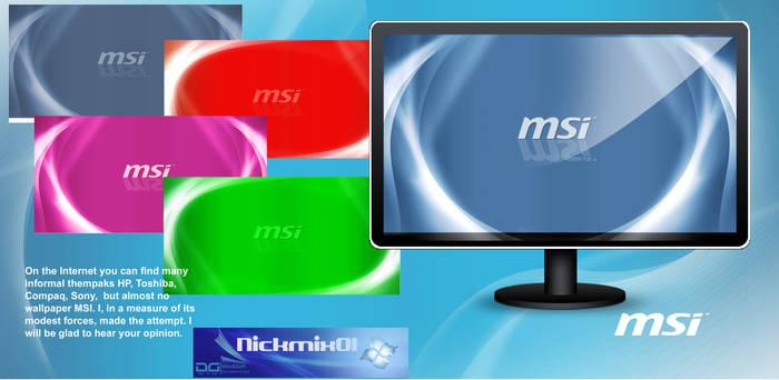 MSI by Nickmix01