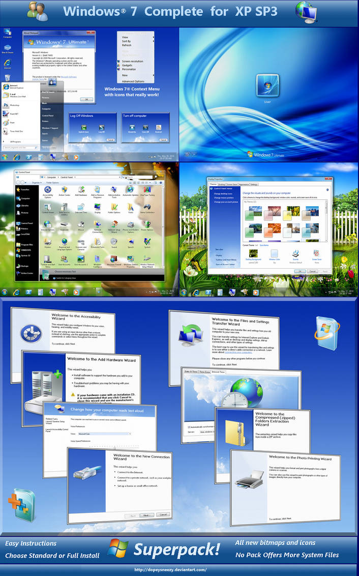 complete windows 7