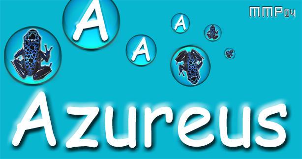 AquaWorldGlowAzureus by o0MadManProduction0o