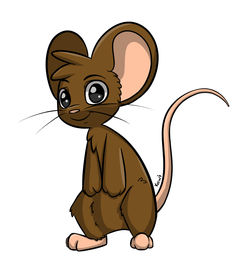 Line Art Mouse : Free line mouse by kawinya on deviantart