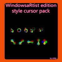 winaRtist edition cursor pack