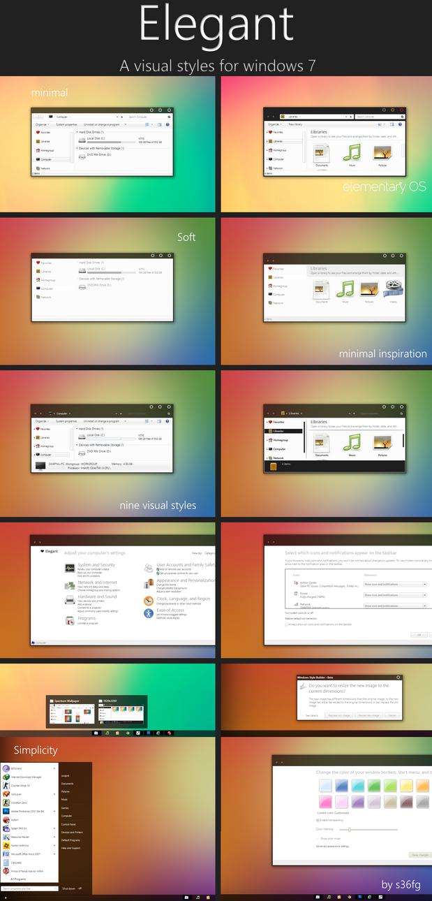 Elegant for windows 7 by swapnil36fg