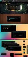 Elegant dark 2.0 for windows 7