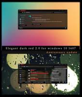 Elegant dark red 2.0 by swapnil36fg