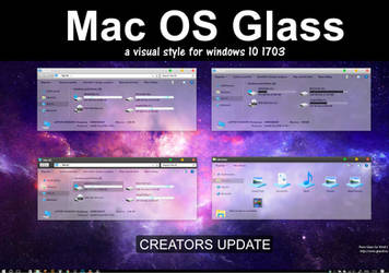 Mac os glass by swapnil36fg