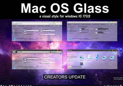 Mac os glass