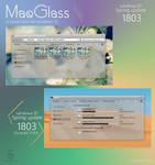 mac os glass for w10 1803