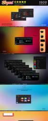 Elegant Dark Series Combo Pack by swapnil36fg