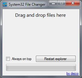 System32 File Changer v3